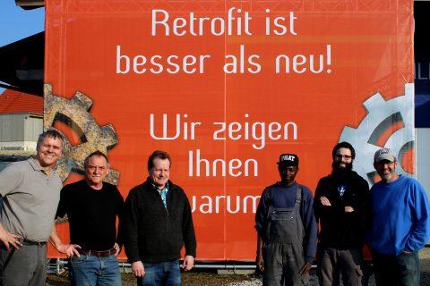 Noebauer Retrofit Team